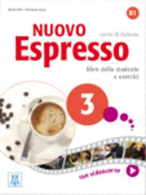 Nuovo Espresso: Libro studente + DVD-ROM 3 (DVD-ROM)