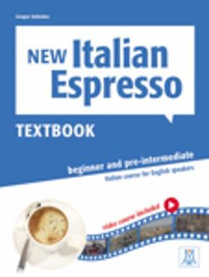 New Italian Espresso: Textbook + DVD-ROM 1 (DVD-ROM)