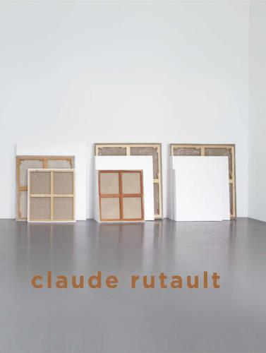 Claude Rutault (Hardback)