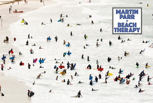 Martin Parr: Beach Therapy (Hardback)
