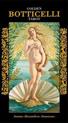 Golden Tarot of Botticelli (Paperback)