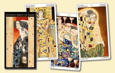 Golden Tarot of KLIMT (Paperback)