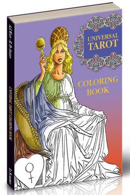 Universal Tarot Coloring Book (Paperback)