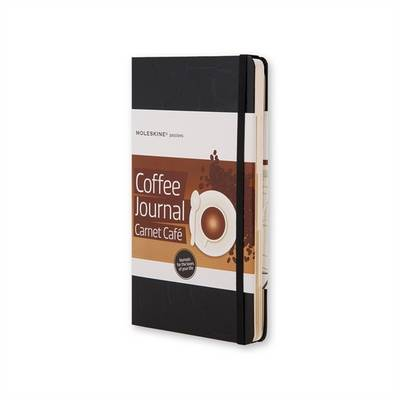 Moleskine Passions Coffee Journal - Moleskine Passions