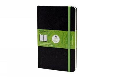 Large Ruled Black Hard Evernote Notebook - Moleskine Classic