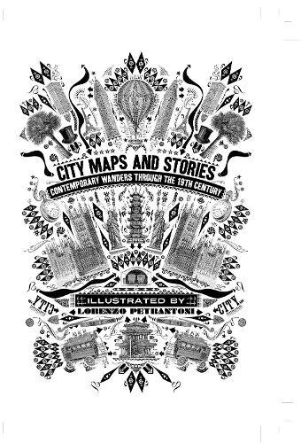 City Maps and Stories 19th Century (Hardback)