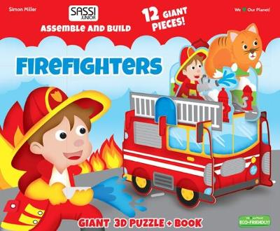 Firefighters - Assemble and Build (Hardback)