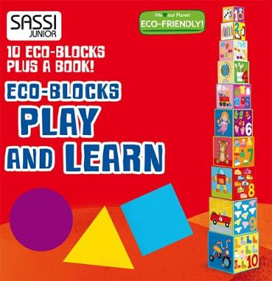 Play and Learn - Eco-Blocks (Hardback)