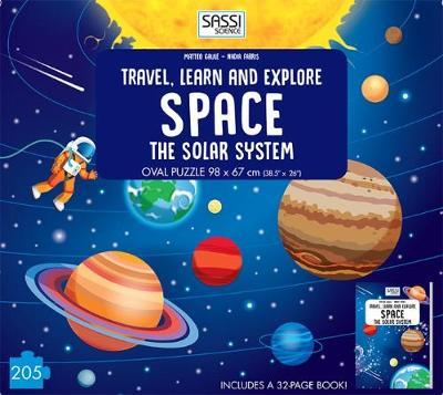 Space - Travel Learn & Explore (Hardback)