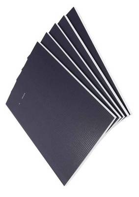 Nava Notes A4 Blue: Ruled Pages (Paperback)