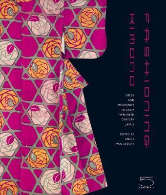 Fashioning Kimono (Hardback)