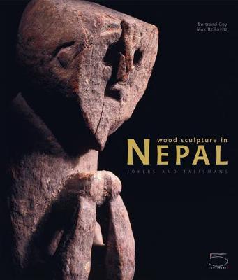 Wood Sculpture in Nepal (Hardback)