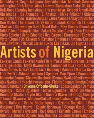 Artists of Nigeria (Hardback)