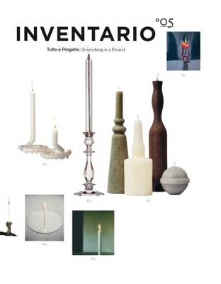 Inventario 05 - Everything is A Project (Paperback)