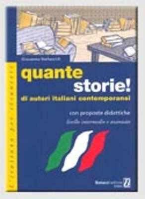 Quante Storie!: Libro (Paperback)