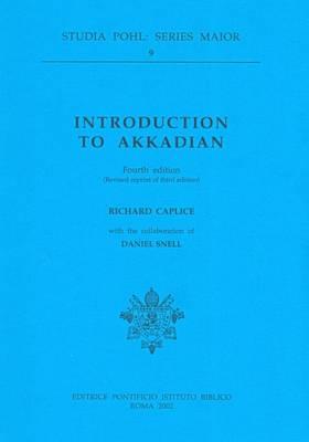 Introduction to Akkadian (Hardback)