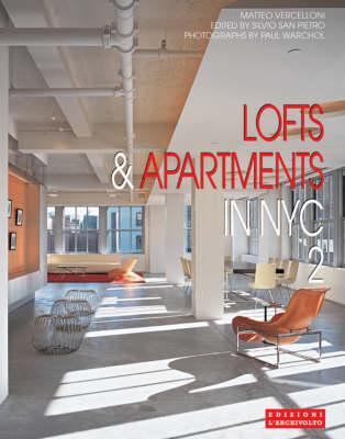 Lofts & Appartments in NYC 2 (Hardback)