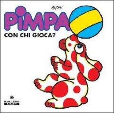 Pimpa Cosa Fa? (Hardback)