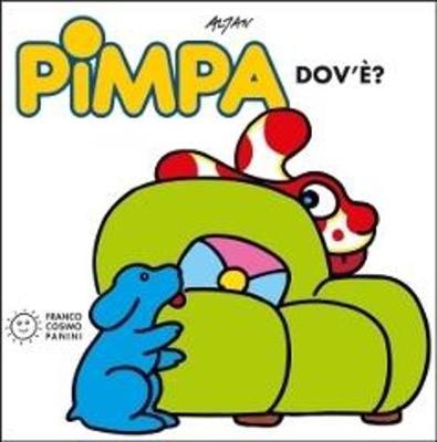 Pimpa Dov'e? (Hardback)