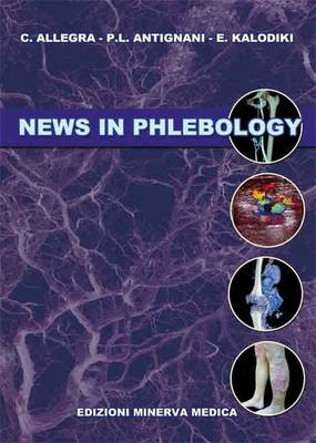 News in Phlebology (Paperback)
