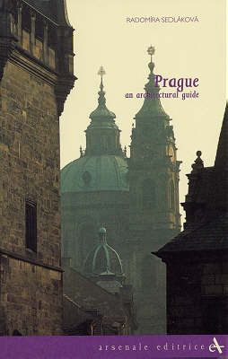 Prague: an Architectural Guide (Paperback)