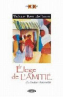 Eloge de l'amitie - book (Paperback)