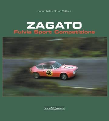 Zagato Fulvia Sport Competizione (Hardback)