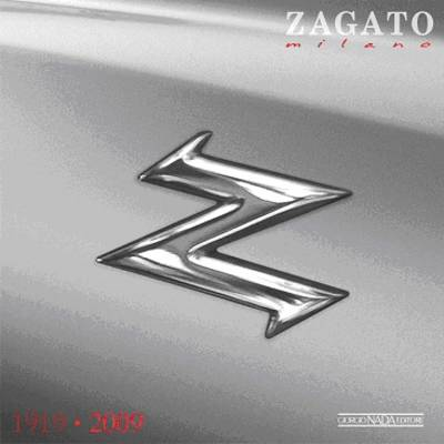 Zagato Milano: 1919-2009 (Hardback)