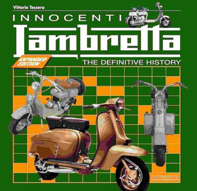 Innocenti Lambretta: The Definitive History (Hardback)