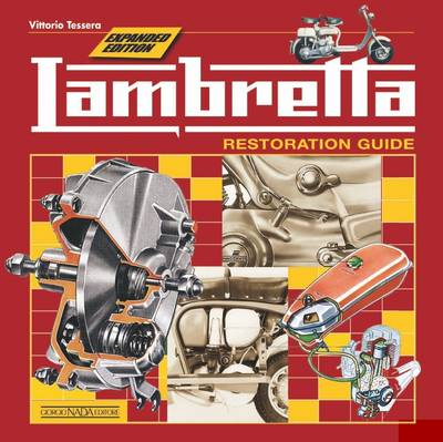 Lambretta: Restoration Guide (Paperback)
