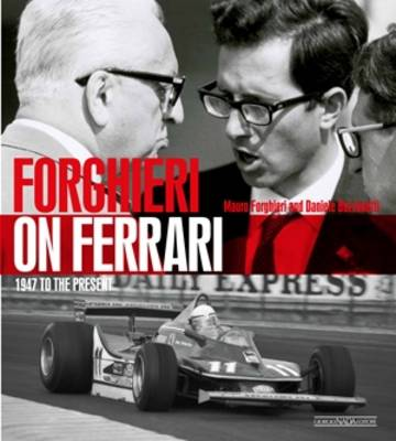 Forghieri on Ferrari (Hardback)