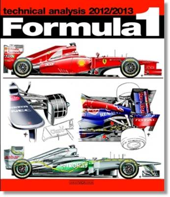 Formula 1 Technical Analysis 2012/2013 (Paperback)
