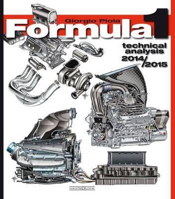 Formula 1 2015: Technical Analysis (Paperback)