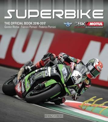 Superbike 2016/2017: The Official Book (Hardback)