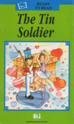 Ready to read - Green line: The Tin Soldier - book + audio CD
