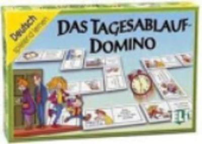 ELI Language Games: Das Tagesablauf-Domino