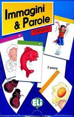 Eli Flashcards: Eli Immagini & Parole - Italiano (Wallchart)