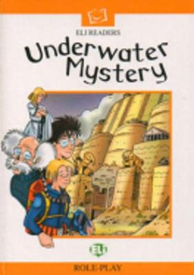Ready to Read - White Line: Underwater Mystery - Book (Paperback)