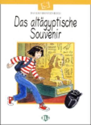 Das Altagyptische Souvenir - Book - Lesen leicht gemacht - Die weisse Reihe