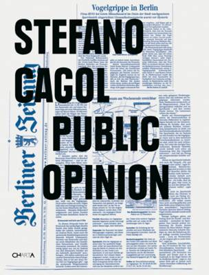Stefano Cagol Public Opinions (Paperback)