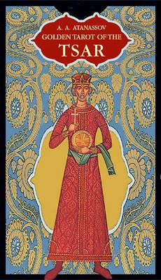 Golden Tarot of the Tsar (Paperback)