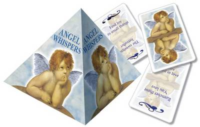 Angel Whispers Tarot (Paperback)