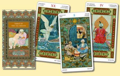 Tarot of the 1001 Nights