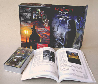 The Vampire Tarot of the Eternal Night: Book and Card Set