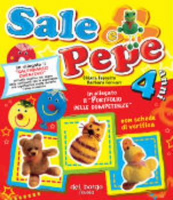 Sale e pepe 4 ANNI (Paperback)