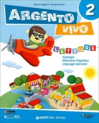 Argento Vivo: Argento Vivo 2 - Letture (Paperback)