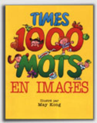 Times 1000 Series: Mots Pour Parler (Paperback)
