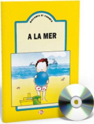 Raconte et chante: A la mer - teacher's set (book & CD)