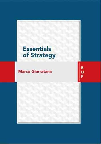 Essentials of Strategy (Paperback)