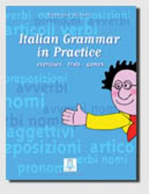Italian Grammar in Practice, Exercises, Theory and Grammar (Paperback)